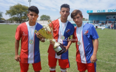 Campeones del Torneo Nacional Sub15